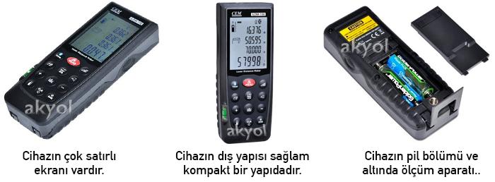 dijital lazermetre
