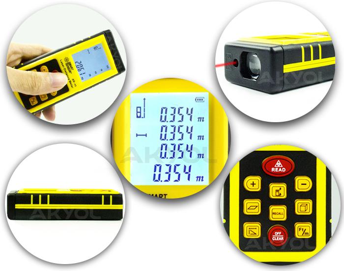 ar-40 lazermetre ölçüm cihazı