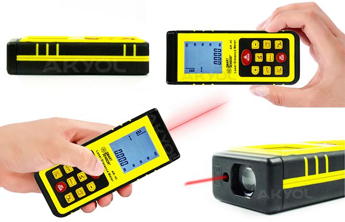 smart sensor ar-40 pisagor ölçer