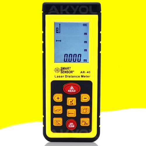 smart sensor ar-40 lazermetre