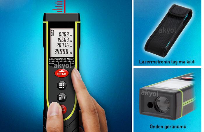 elektronik lazermetre