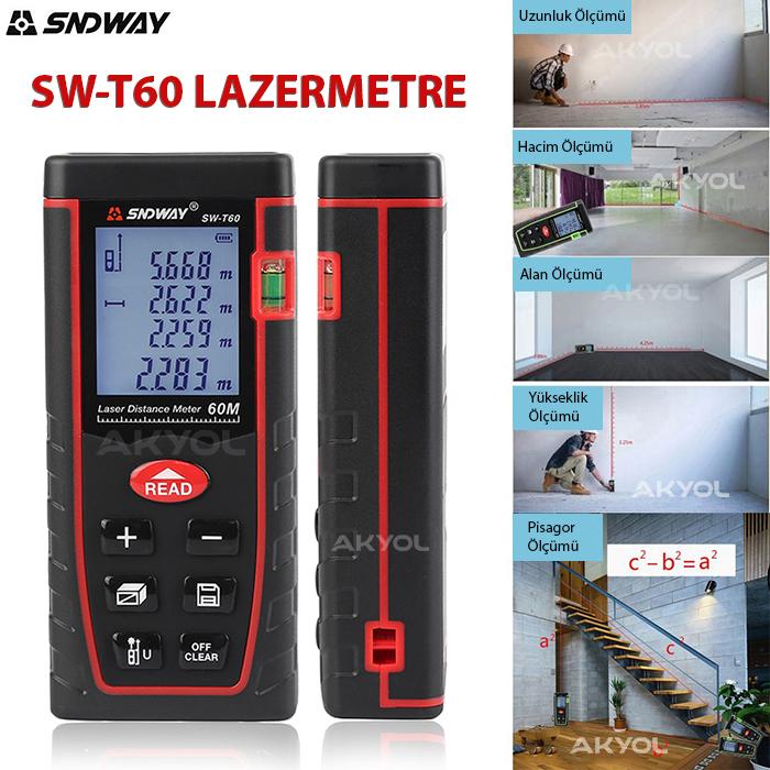 sw-t60 lazermetre