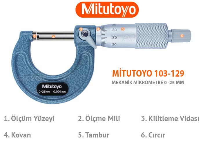 mitutoyo 103-129