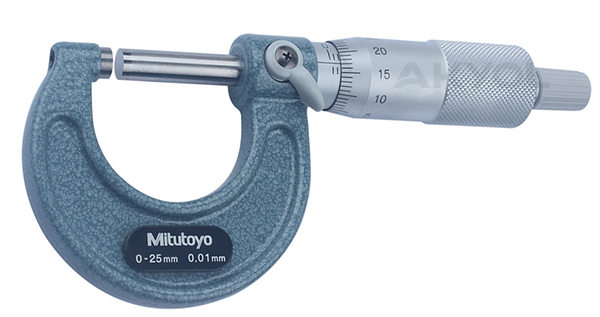 Mitutoyo mekanik mikrometre