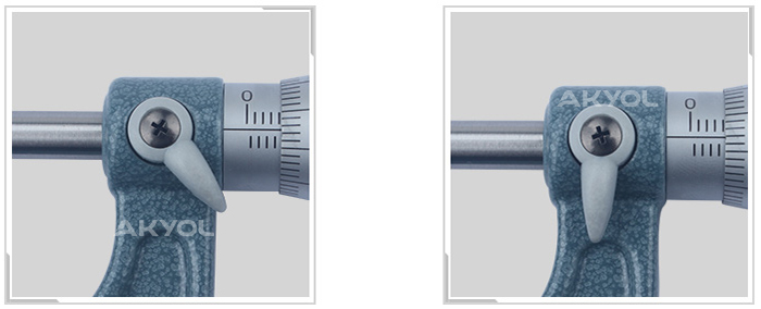 Mitutoyo-mekanik-mikrometre