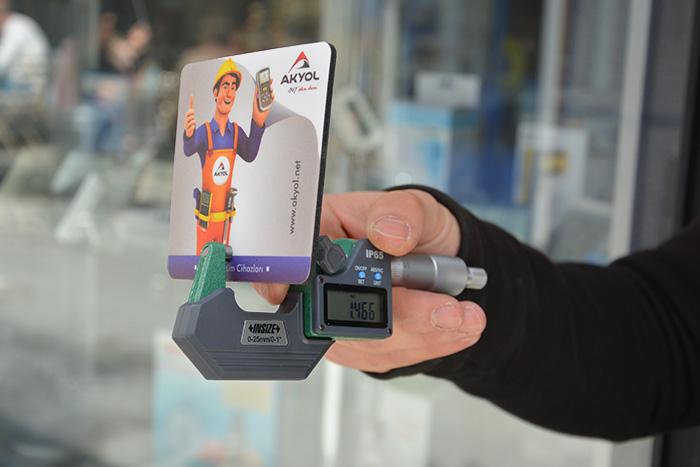 İnsize dijital mikrometre