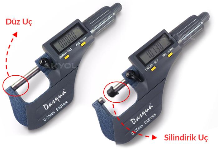 dasqua 4210-2105 hassas mikrometre