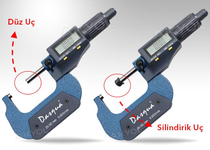 dasqua 4210-2110 hassas mikrometre