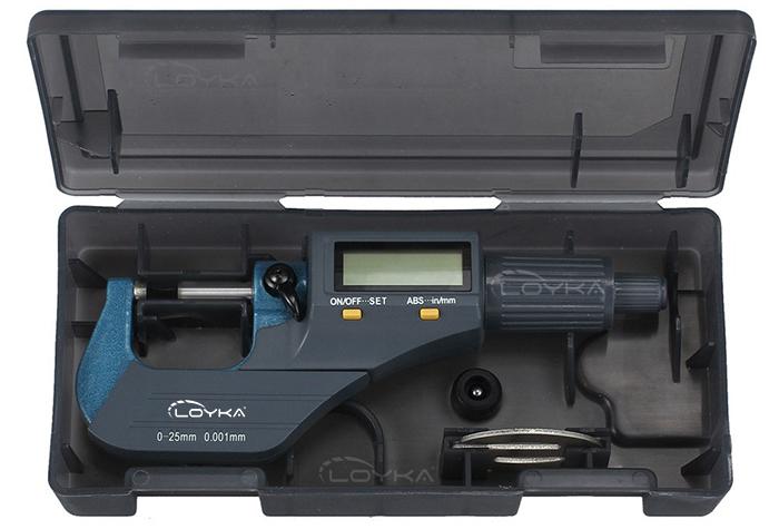 Loyka 5202-25 25mm hassas mikrometre