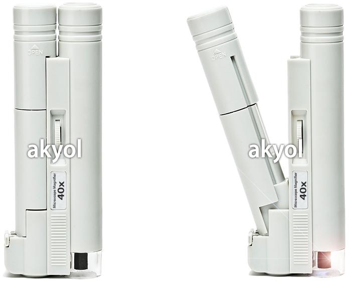 el tipi mikroskop 40x