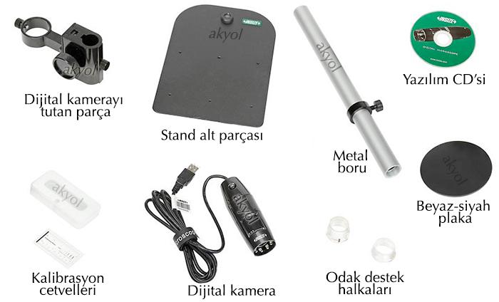 ISM-PM200SA dijital mikrometre