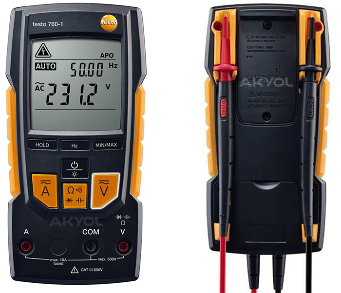 Testo 760-1 Multimetre