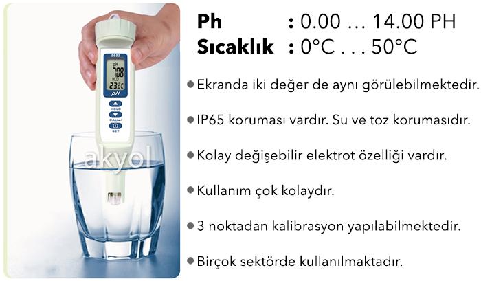 ph ölçüm cihazı