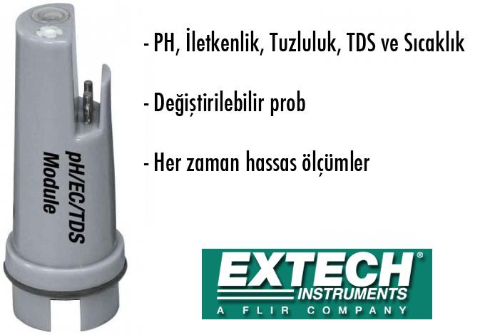 ec 500 ph iletkenlik ölçer