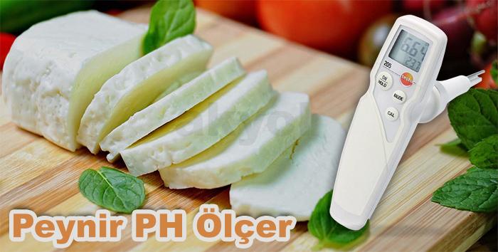 peynir ph ölçer