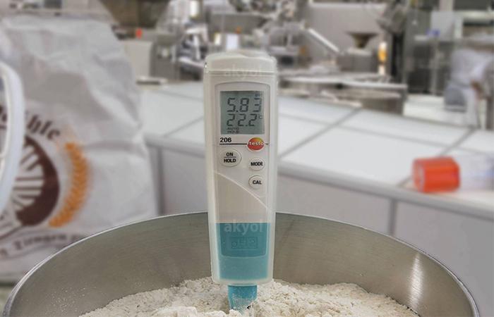 testo 206 ph2 ph ve sıcaklık ölçer