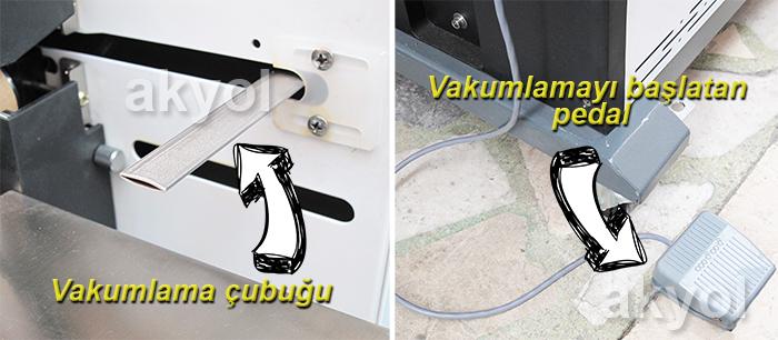 lf1080 vakumlu yapıştırma makinası