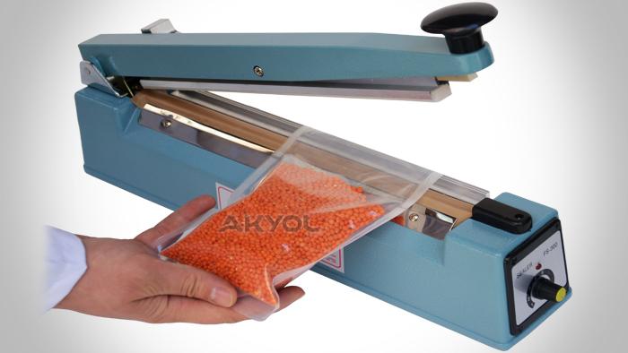 poşet yapıştırma makinesi