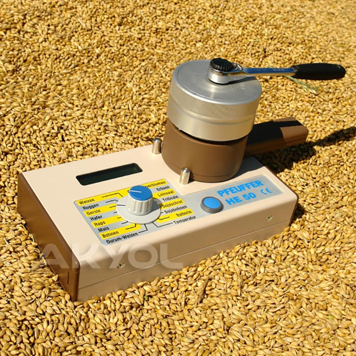 tahıl nem ölçüm cihazı