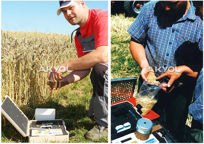 pfeuffer he 50 tahıl nem ölçüm cihazı