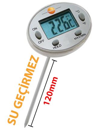 testo mini termometre