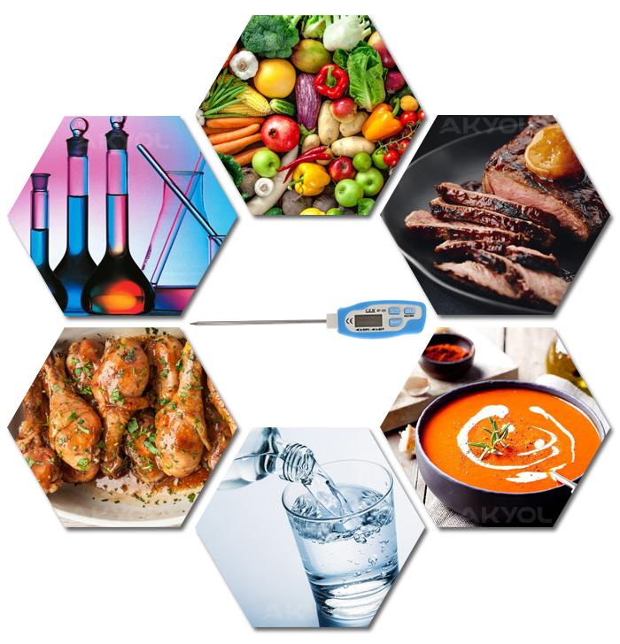 cem dt-131 gıda termometresi