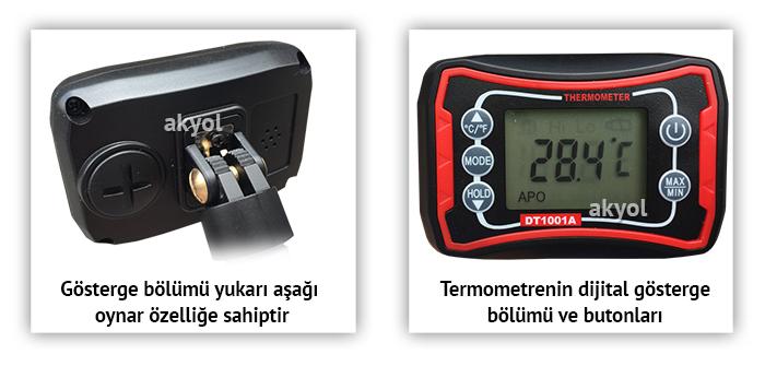 prob termometre