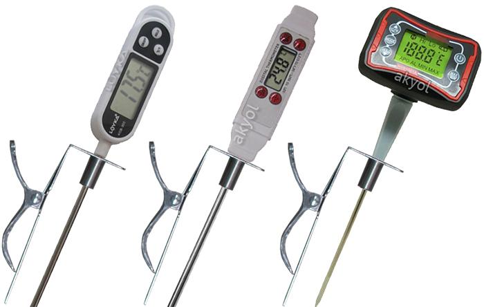 prob termometre sabitleme aparatı