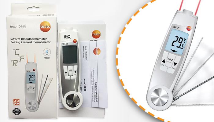 paslanmaz problu termometre