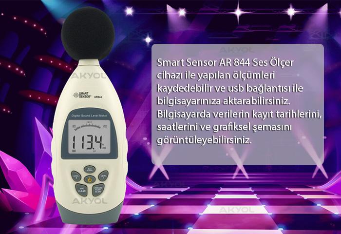 Desibel ölçüm cihazı