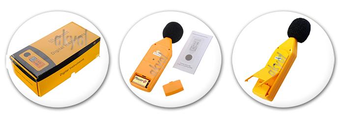 sl-814 ses ölçer