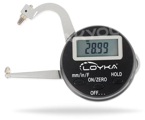 Loyka 5323 silindirik kalınlık ölçer