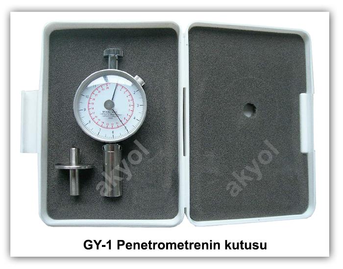 ibreli penetrometre