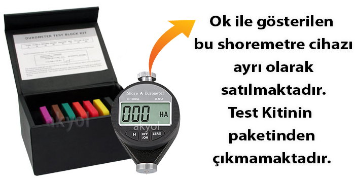 shore a test kiti