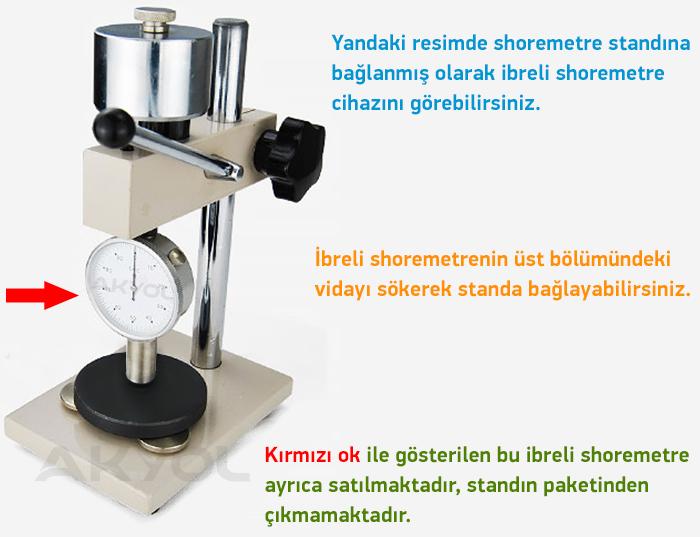 shoremetre standı