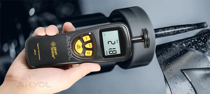 temaslı devir ölçüm cihazı