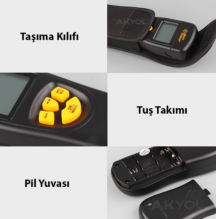 Smart sensor ar925