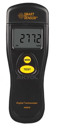 Smart sensor ar926 hassas takometre