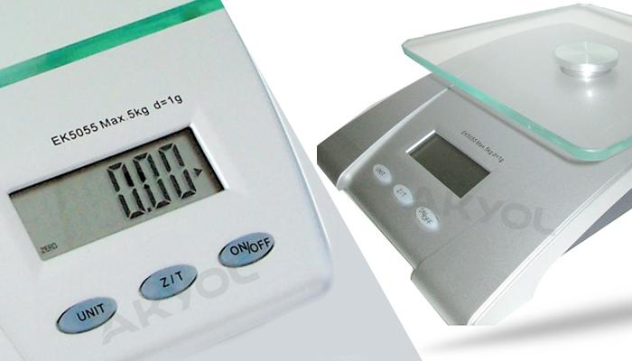 EK 5055 dijital mutfak terazisi