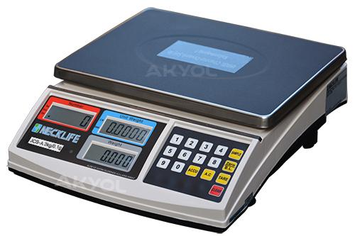 Neck JCS-A Dijital Terazi 3kg