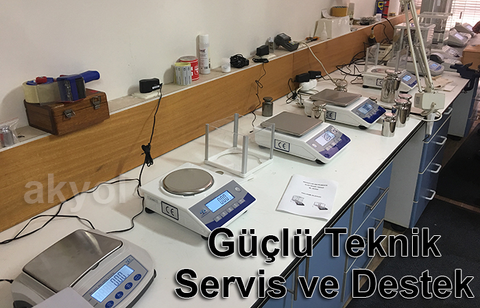 weightlab teknik destek