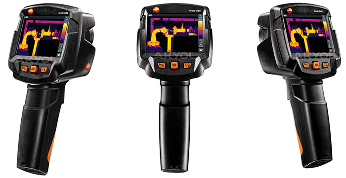 Testo termal kamera 868