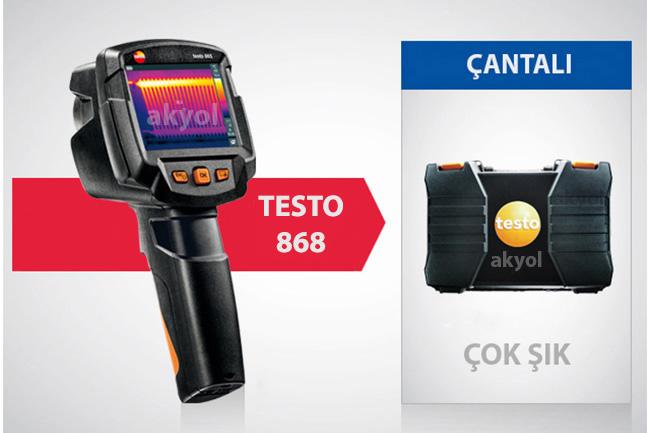 testo 868 termal kamera