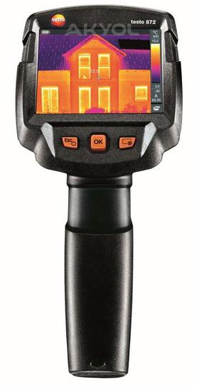 Testo 872 termal kamera