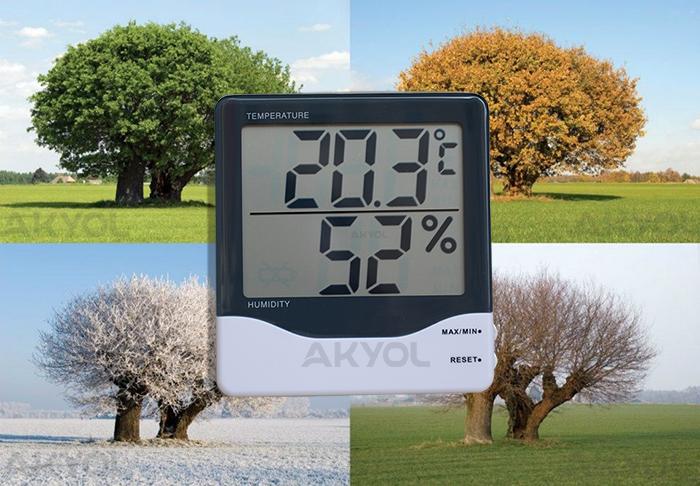 tfa 30.5002 sıcaklık ve nem ölçer