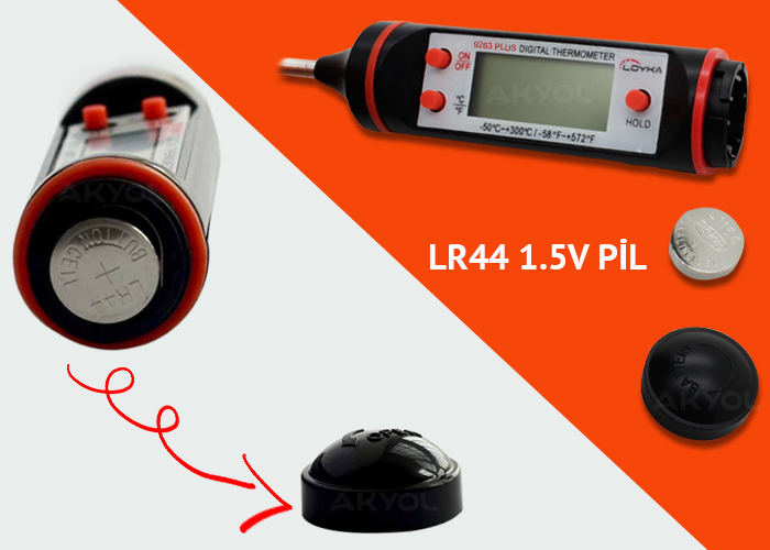 loyka 9263 çubuk termometre
