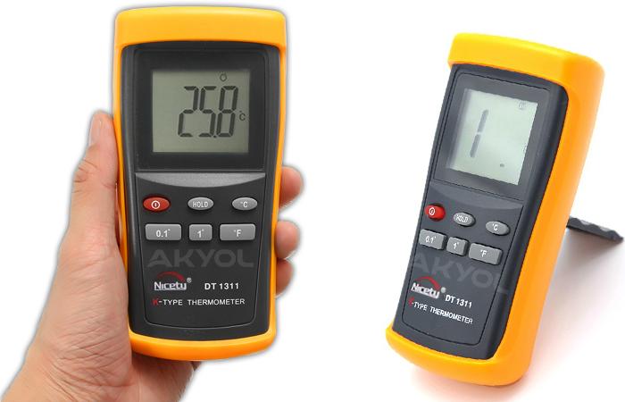 DT 1311 k tipi termometre