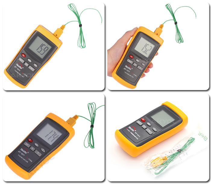 DT 1311 k tipi termometre cihazı