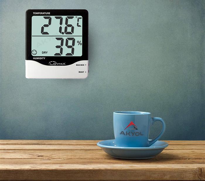 Loyka-hygrotherm-ortam-sıcaklık-nem-ölçer