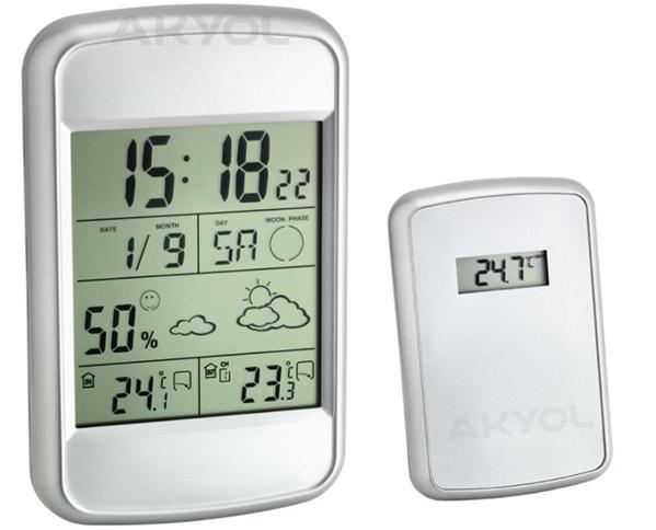 TFA 35.1123 Sıcaklık-nem-ölçer-termometre